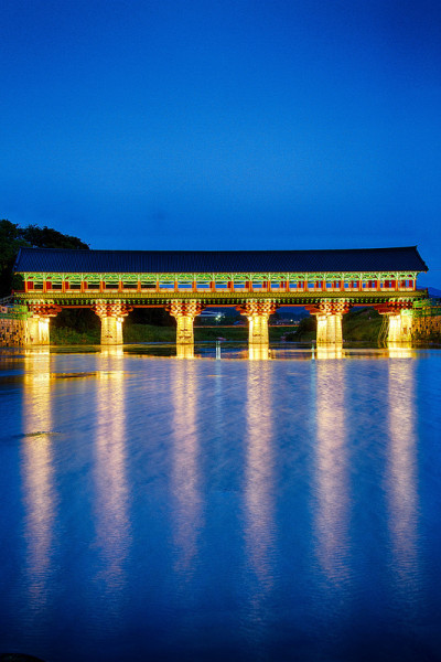 wol-jong bridge