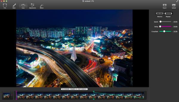 Loop Screen TL