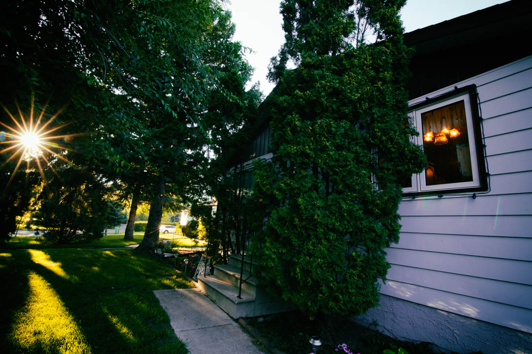 My home in Brandon MB which I dearly miss
